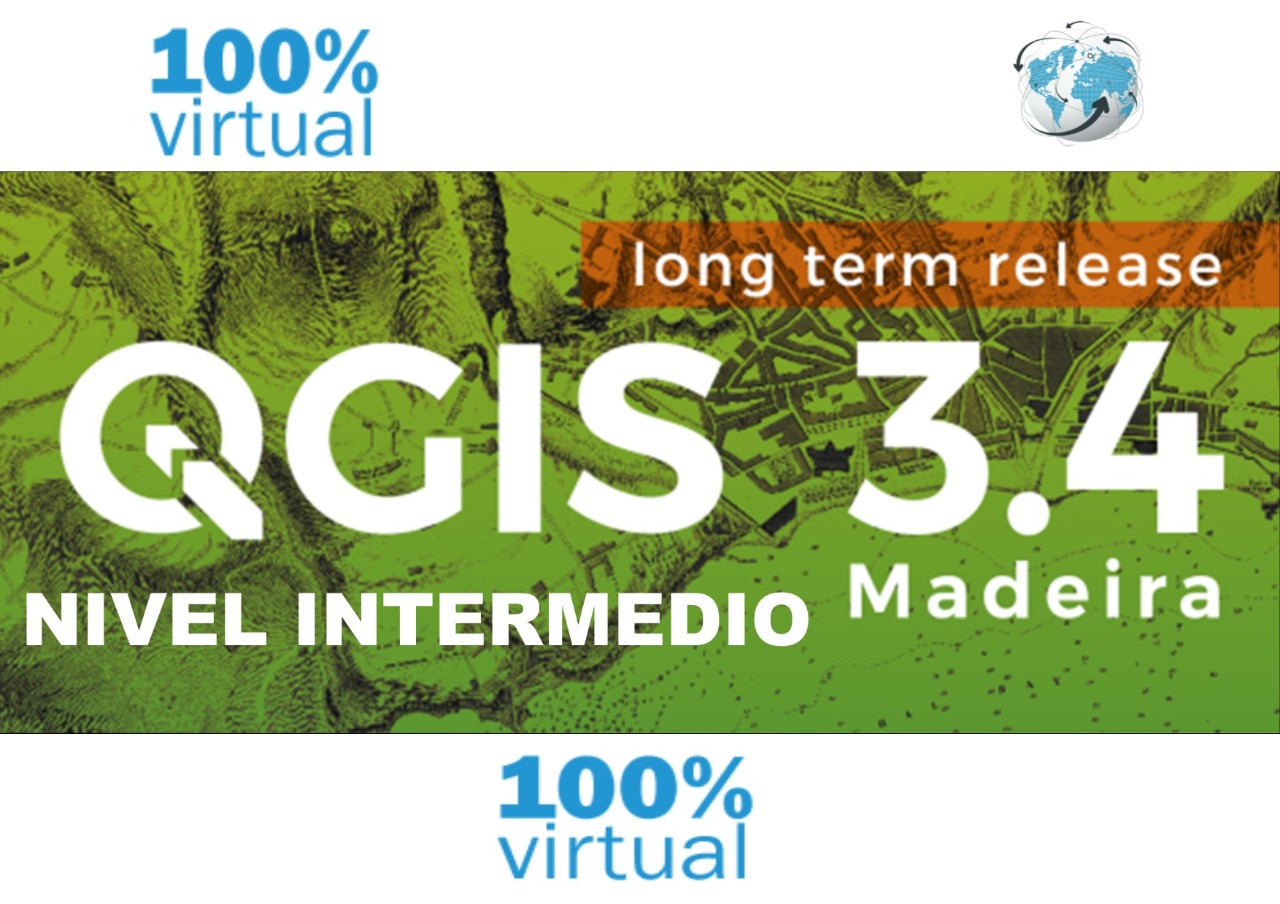 QGIS NIVEL INTERMEDIO