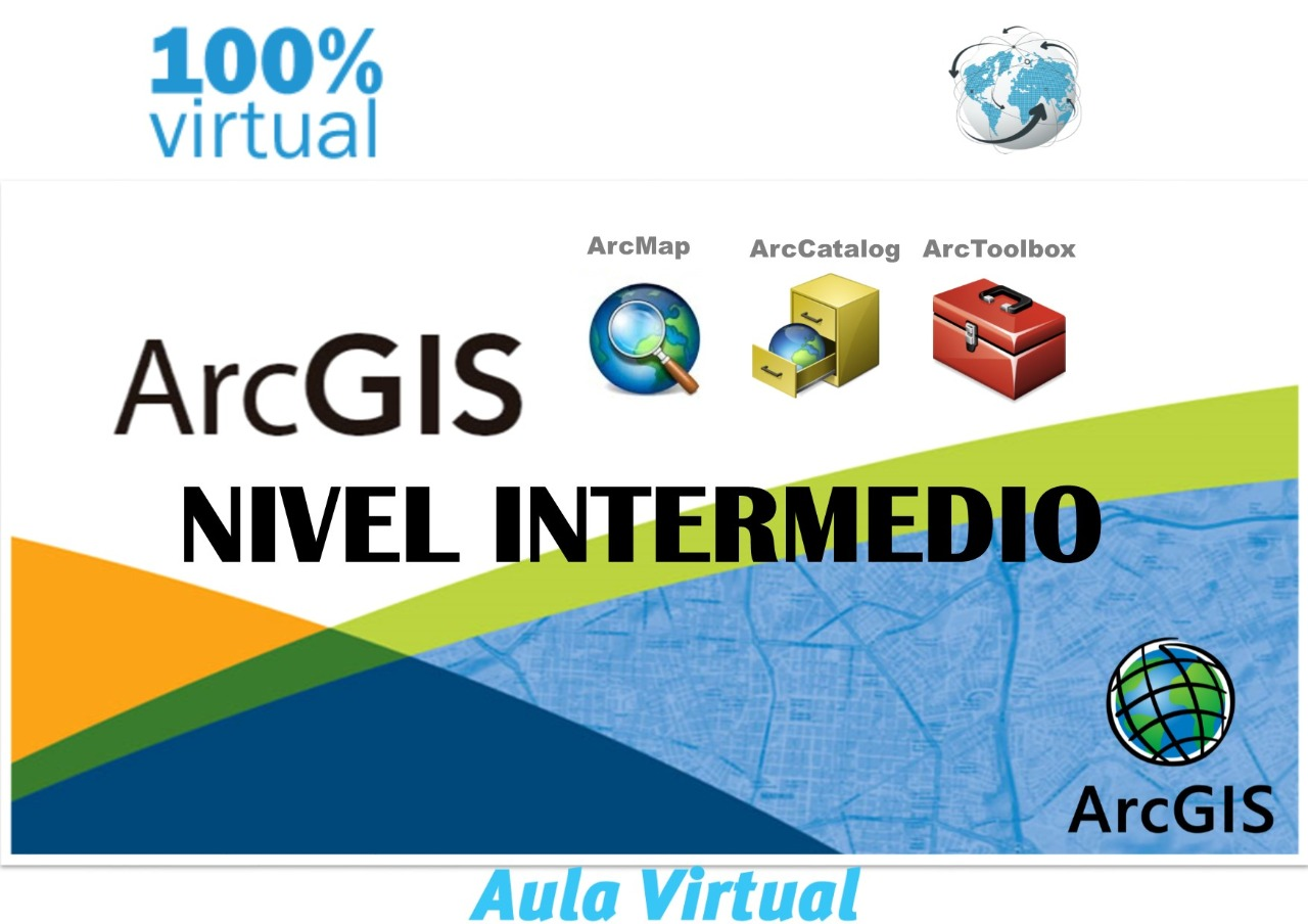 ARCGIS NIVEL INTERMEDIO